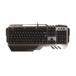 Metal cover mechanical keyboard