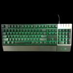 LED membrane gaming keyboard